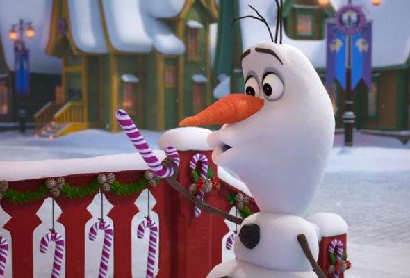 Olaf's Frozen Adventure - Фото №4