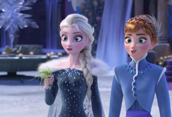 Olaf's Frozen Adventure - Фото №1