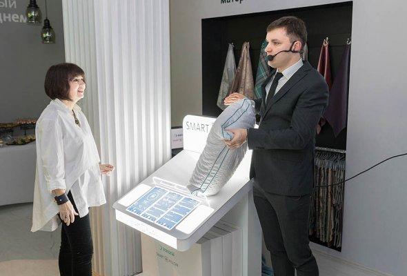 Askona представила первую в мире умную подушку  - Фото №2