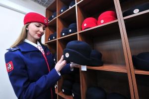 Сотрудников московского метро переоденут в новую форму