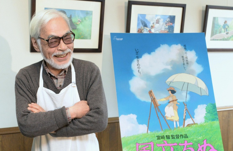 Московскую выставку Хаяо Миядзаки перенесли на 2018 год