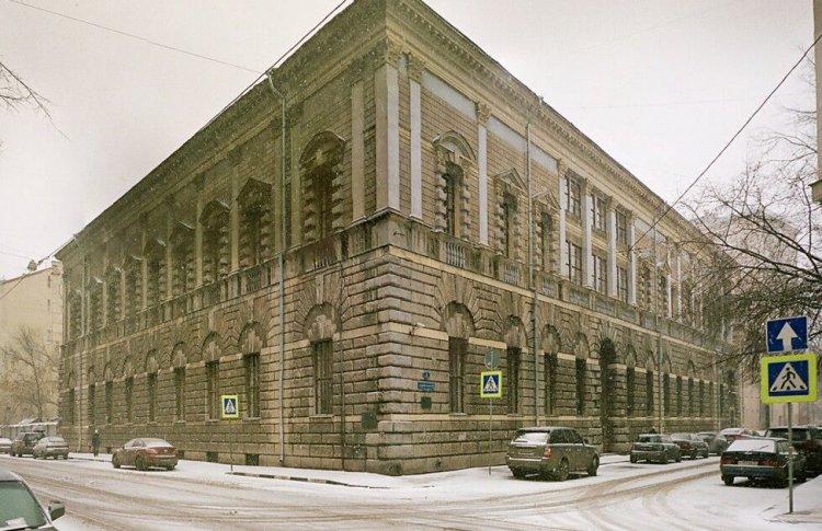 Иван Жолтовский. Архитектор, построивший Москву