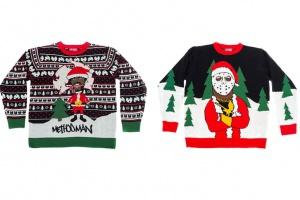 Участники Wu-Tang Clan выпустили рождественские свитера