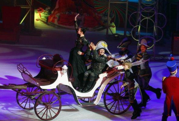 Такого Щелкунчика мы еще не видели: в Петербурге покажут сказку на льду «Щелкунчик и Мышиный король» - Фото №1