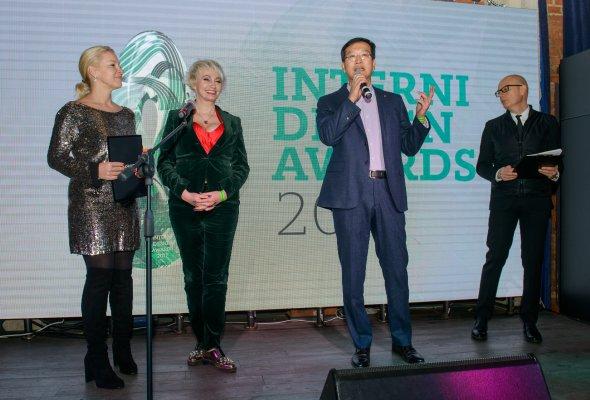 Ультра премиальный бренд LG SIGNATURE наградил победителя номинации «Инновационные технологии в современном интерьере» премии  INTERNI DESIGN AWARDS 2017 - Фото №1