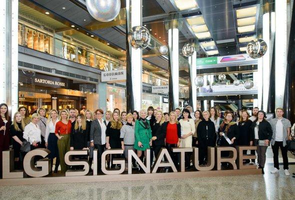 Ультра премиальный бренд LG SIGNATURE провел круглый стол для архитекторов и дизайнеров - Фото №0