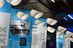 Центр перемещения во времени «KOD» представляет машину времени