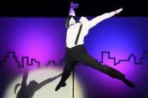 Торжества в честь двадцатилетнего юбилея школы танца «Каннон Данс»