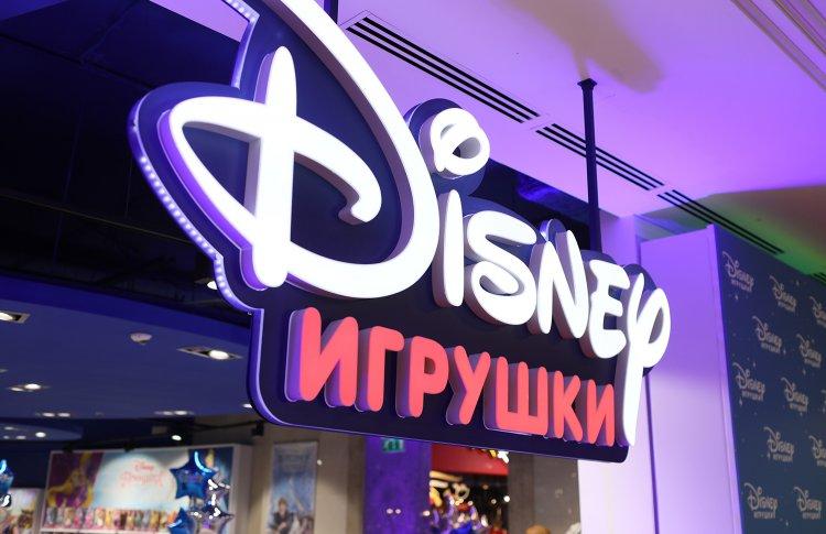 Новое место: первый в России флагманский магазин игрушек Disney
