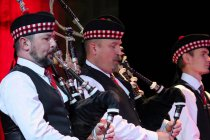 Moscow&District Pipe Band