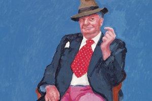 Дэвид Хокни. Поп-арт в Королевской академии художеств