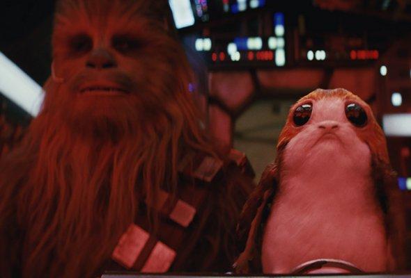 Star Wars The Last Jedi - Фото №5