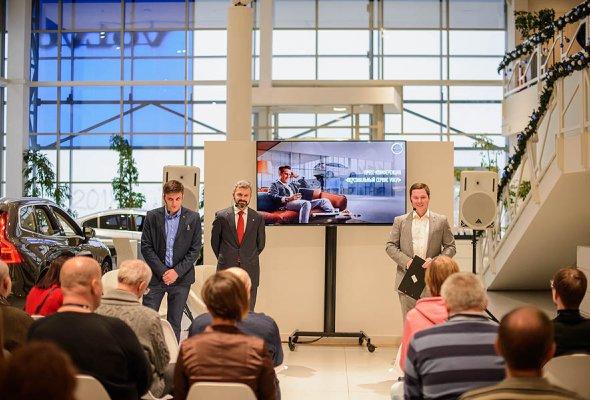 «Персональный сервис Volvo» — ключ к лояльности клиента - Фото №8