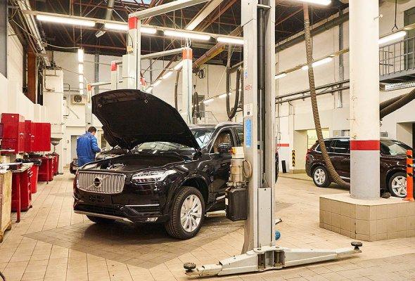 «Персональный сервис Volvo» — ключ к лояльности клиента - Фото №6