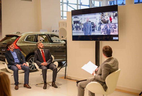 «Персональный сервис Volvo» — ключ к лояльности клиента - Фото №4