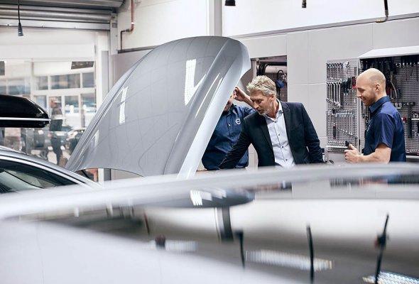 «Персональный сервис Volvo» — ключ к лояльности клиента - Фото №1