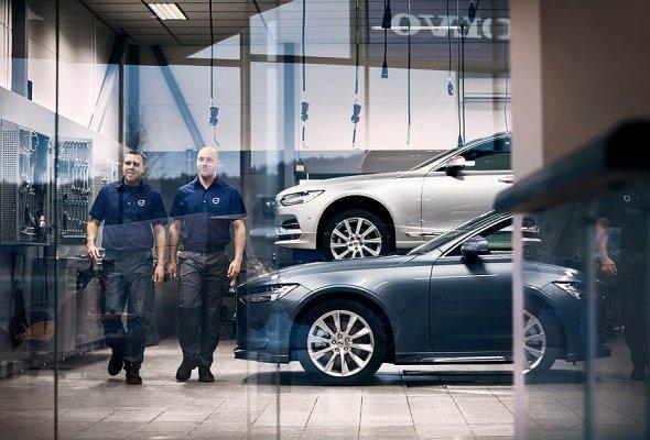 «Персональный сервис Volvo» — ключ к лояльности клиента - Фото №0