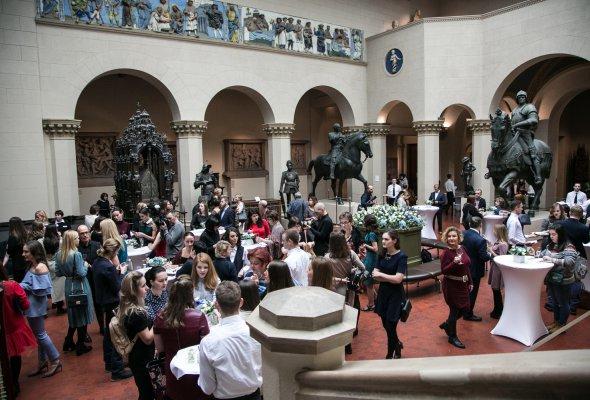 В Москве состоялась 11-я церемония вручения национальных стипендий L'ORÉAL-UNESCO «Для женщин в науке» - Фото №5
