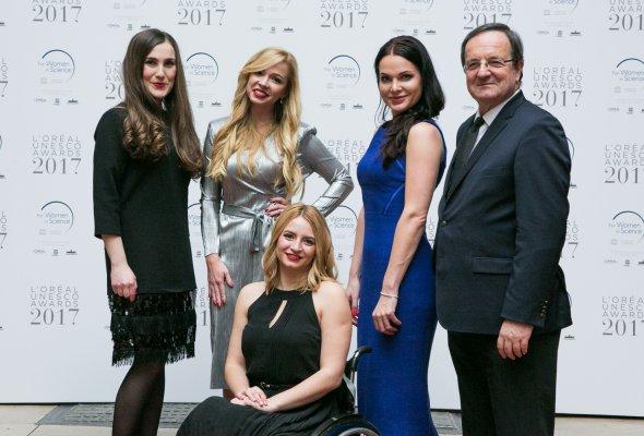 В Москве состоялась 11-я церемония вручения национальных стипендий L'ORÉAL-UNESCO «Для женщин в науке» - Фото №4