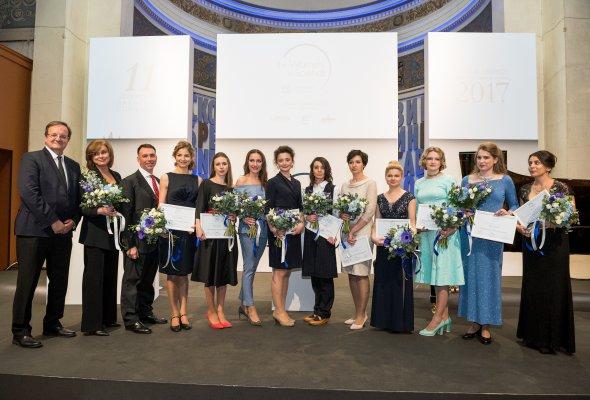 В Москве состоялась 11-я церемония вручения национальных стипендий L'ORÉAL-UNESCO «Для женщин в науке» - Фото №1