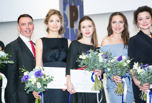 В Москве состоялась 11-я церемония вручения национальных стипендий L'ORÉAL-UNESCO «Для женщин в науке» - Фото №0