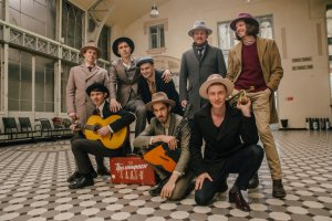 Большой новогодний концерт ВИА «Пролетарское Танго»