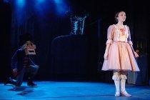 Щелкунчик, или рождественские сны и видения Мари Штальбаум