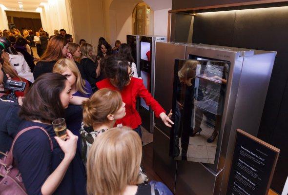 Ультра премиальный бренд LG SIGNATURE выступил партнером единственного мастер-класса Маргариты Королевой в ГУМе - Фото №3