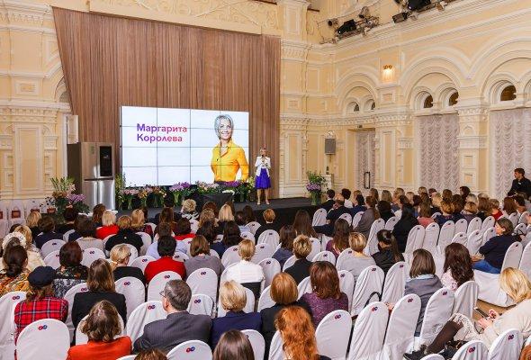 Ультра премиальный бренд LG SIGNATURE выступил партнером единственного мастер-класса Маргариты Королевой в ГУМе - Фото №0
