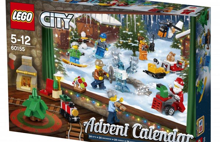 LEGO CITY «Новогодний календарь»