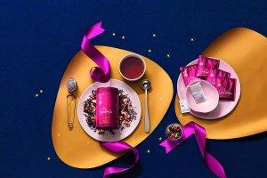 Новогодний карнавал вкуса от чая  Palais des Thés