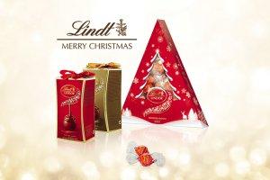 Новогодняя коллекция LINDOR от Lindt