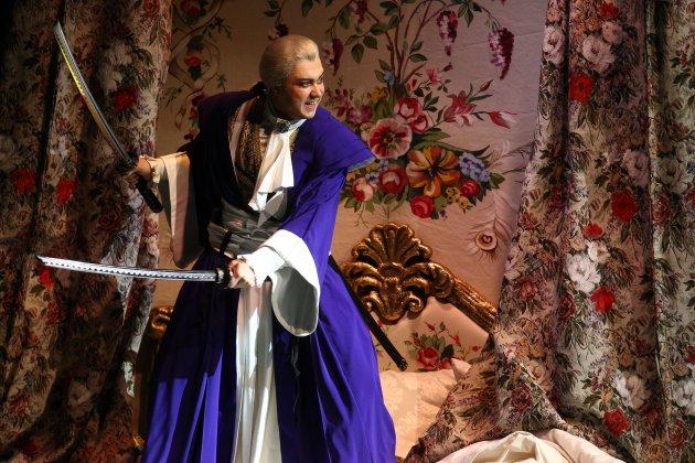 Модное дефиле «Моцарт. Свадьба Фигаро» пройдет в универмаге Au Pont Rouge