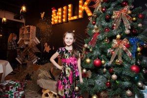 Праздничная программа в семейном ресторане Milky