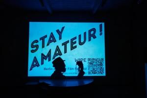 Фестиваль любительского кино WIPE открыл прием заявок на 2018 год