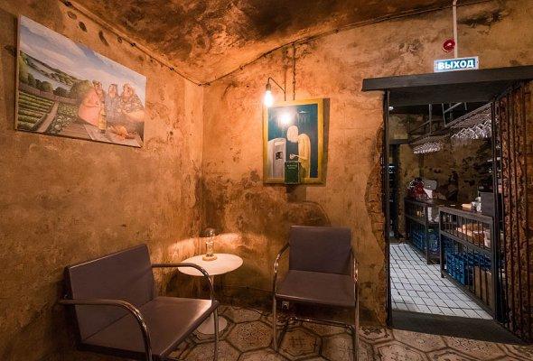 Barrel, винный бар на «Винзаводе» - Фото №2