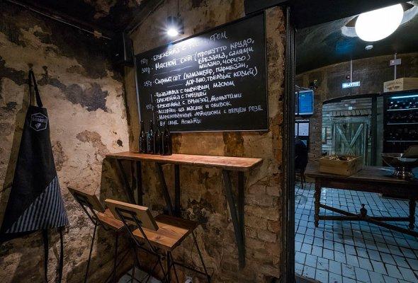Barrel, винный бар на «Винзаводе» - Фото №1