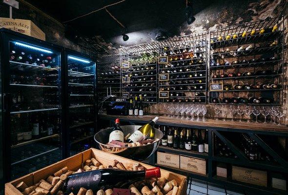 Barrel, винный бар на «Винзаводе» - Фото №0