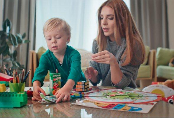 Мама, без паники! Образовательный проект с участием Натальи Подольской и известных детских экспертов - Фото №0