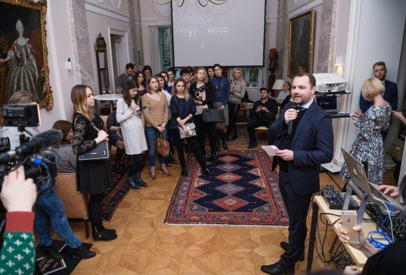 В Москве прошла презентация коллекции весна-лето 2018 датского бренда ЕССО - Фото №4