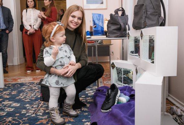 В Москве прошла презентация коллекции весна-лето 2018 датского бренда ЕССО - Фото №3
