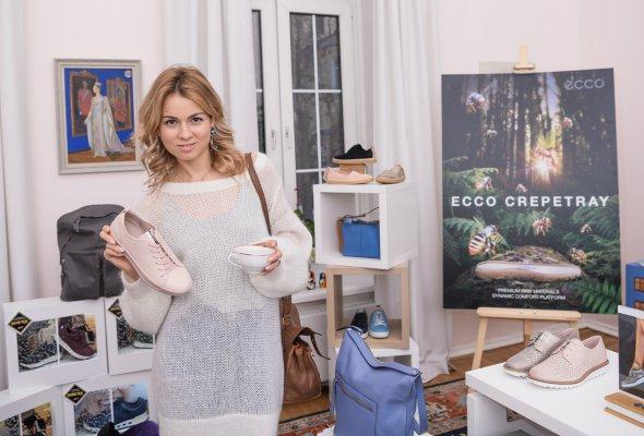 В Москве прошла презентация коллекции весна-лето 2018 датского бренда ЕССО - Фото №0