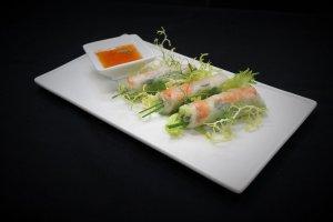 Вьетнамские специалитеты в ресторане «Вино и Вода»