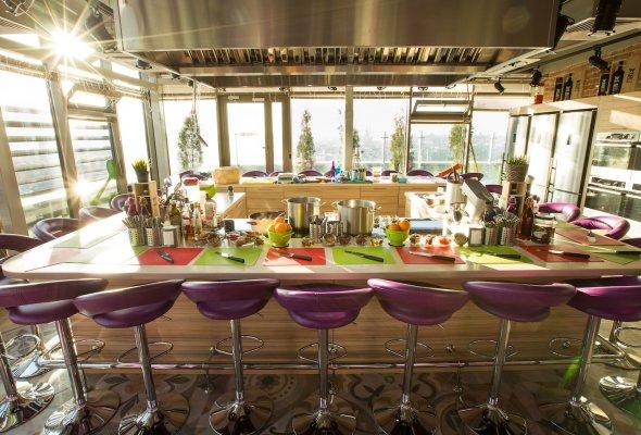 CULINARYON открывает самую большую кулинарную студию в Санкт-Петербурге - Фото №5