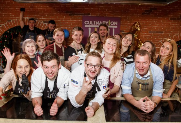 CULINARYON открывает самую большую кулинарную студию в Санкт-Петербурге - Фото №3