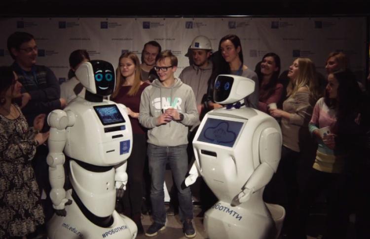 В Москве прошел рэп-баттл искусственных интеллектов