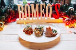Ресторан Romeo's Bar and Kitchen приглашает на Новый год!