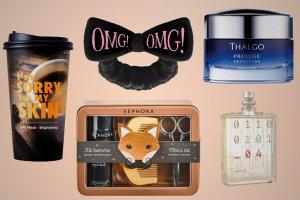 Новогодние подарки: Косметика и бьюти-гаджеты