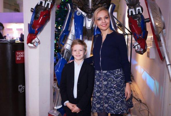 Звезды с детьми на закрытом показе «Титан-шоу» - Фото №5