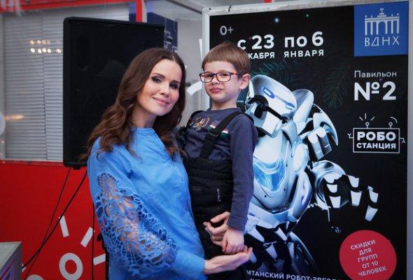 Звезды с детьми на закрытом показе «Титан-шоу» - Фото №4